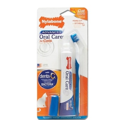 Advanced Oral Care for Cats Kit