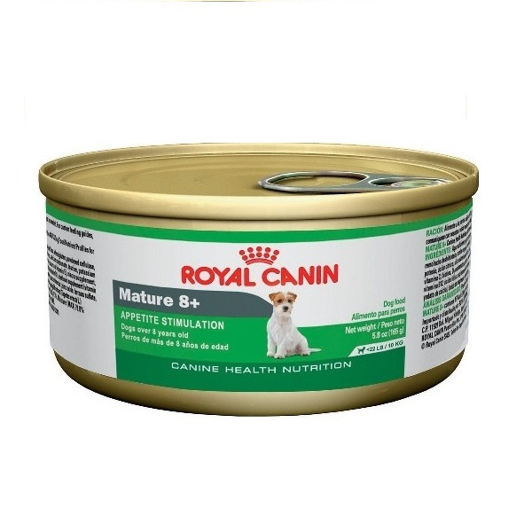 Mature 8 + Appetite Stimulation Canine 165 gr