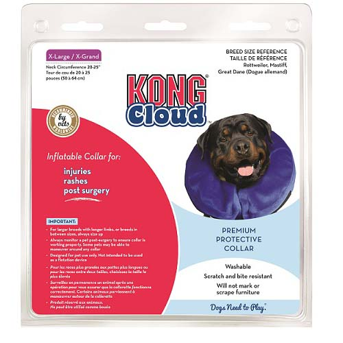 Cloud X-Large Collar Isabelino