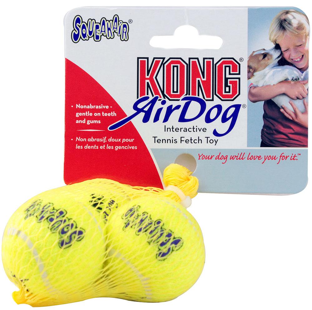 Airdog Squeaker Balls 3x  X-Small