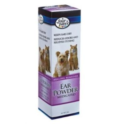 Ear Powder Medicated 24 gr