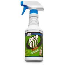 Keep Off! Dog & Cat Repelente Spray