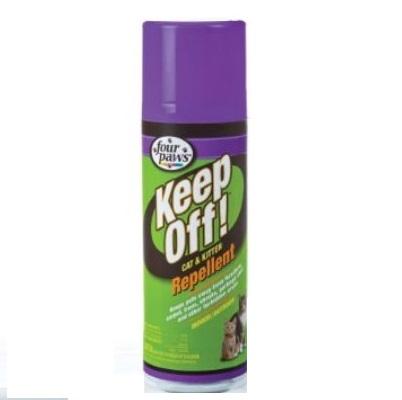 Keep Off! Cat & Kitten Repelente Aerosol