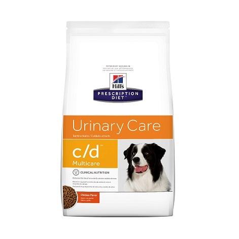 c/d Urinary Care Multicare 7,98 Kg