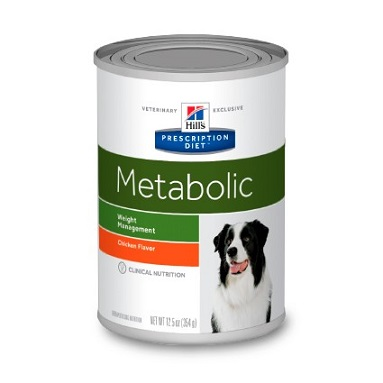 Metabolic Canine Advance Weight Solution 370 gr