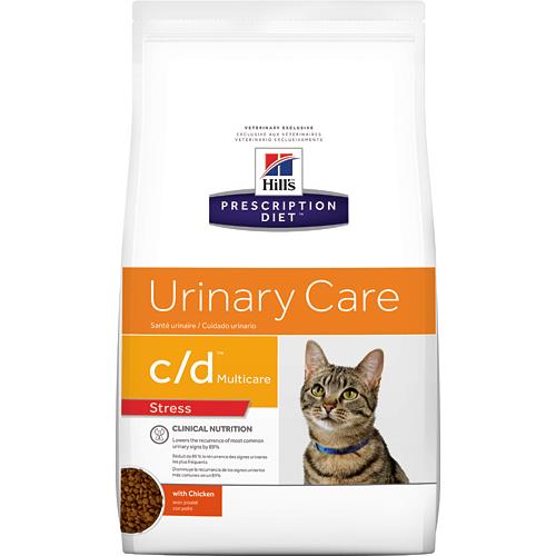 c/d Urinary Care Multicare Stress 2,88 Kg