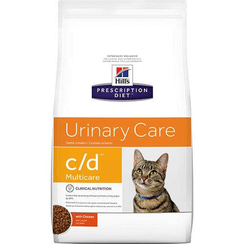c/d  Urinary Care Multicare 1,81 Kg