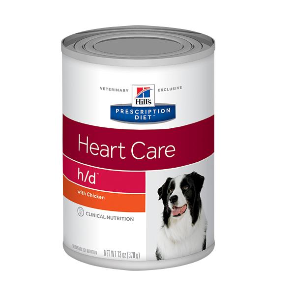 h/d Heart Care 370 gr