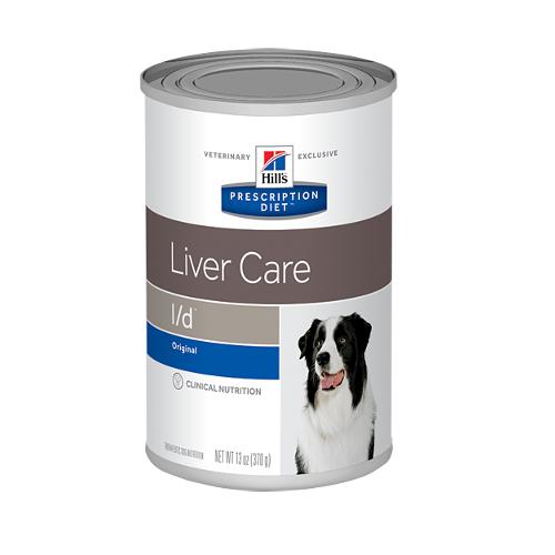 l/d Liver Care 370 gr