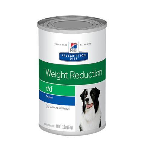 r/d  Weight Reduction Canine 350 gr