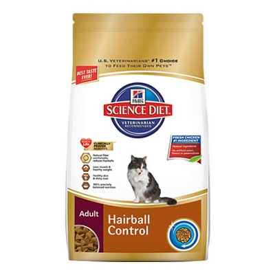 Adult 1-6 Hairball Control 3,1 Kg