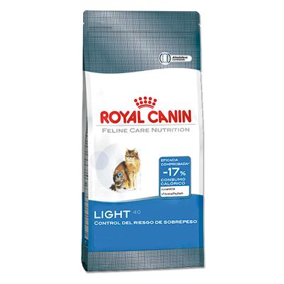 Light 40 Feline 7,5 Kg