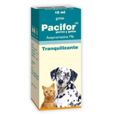Pacifor Solucion Oral 10 ml
