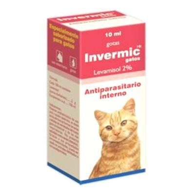 Invermic Solucion Oral 10 ml