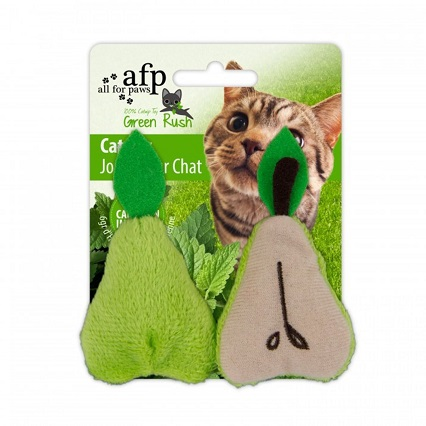 Cat Toy Pear