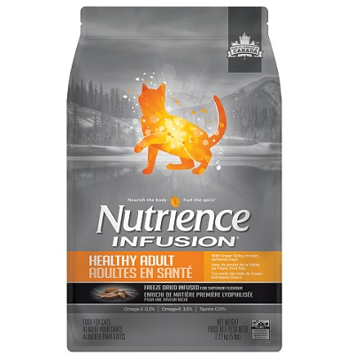 Infusion Cat Adult 2,27 Kg