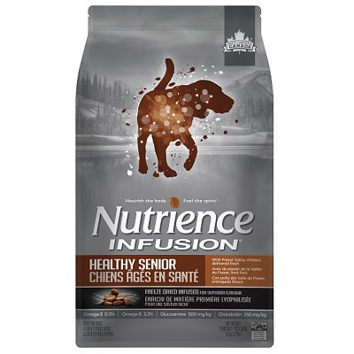 Infusion Dog Senior 10 Kg