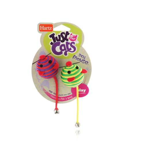 Bell Mouse Cat Toy