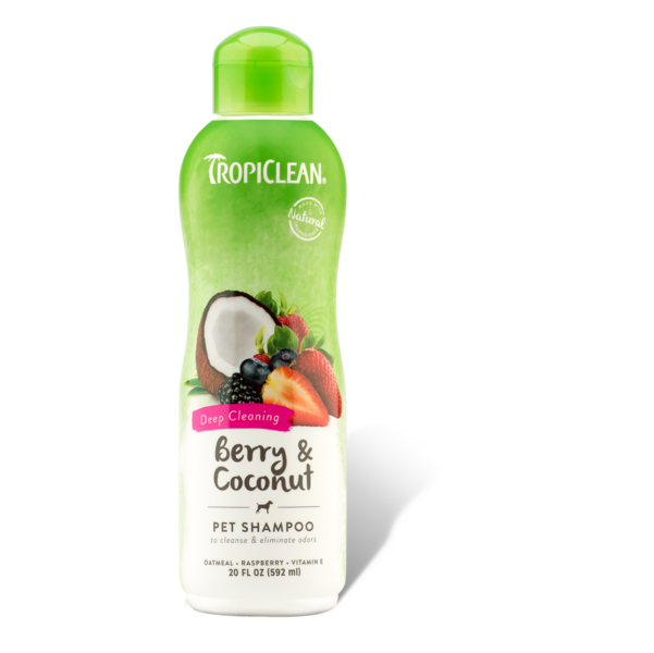 Berry and Coconut Shampoo 592 ml