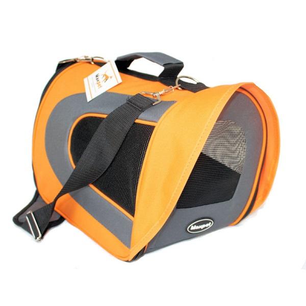 Bolso Cabina Naranjo 35x22x23 Cm