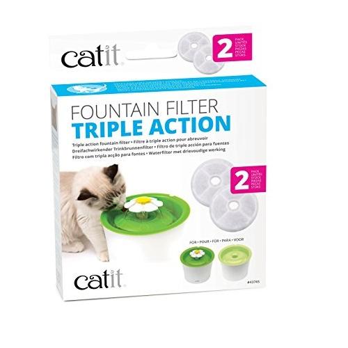 Filtro Fuente Triple Accion