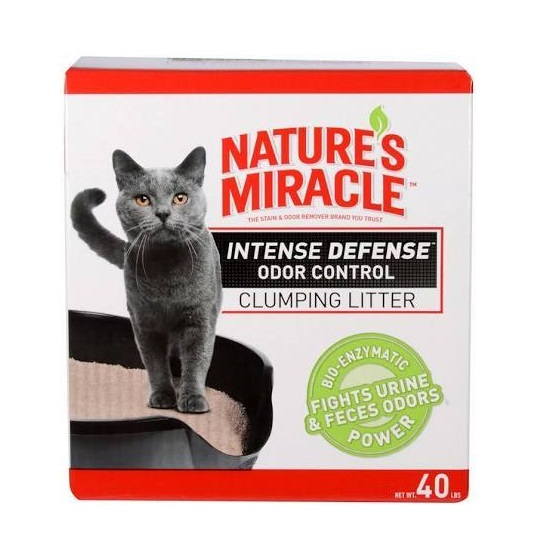 Intense Odor Control for Cats 18 Kg
