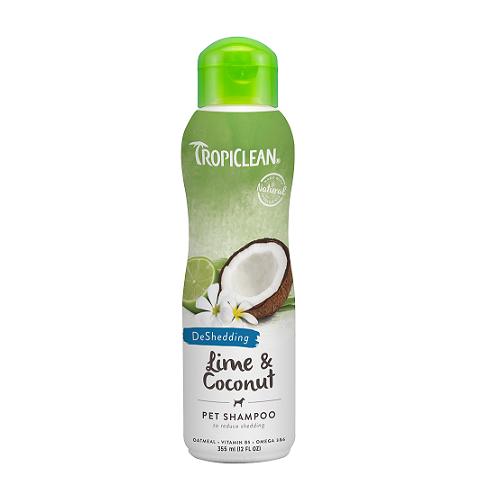 Lime & Coconut Shampoo 592 ml