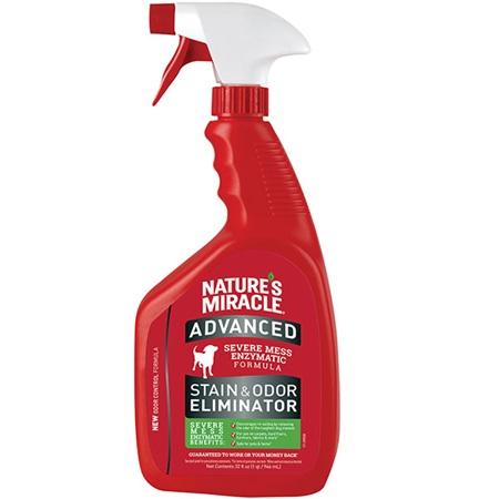 Stain & odor Eliminator Advanced 946 ml