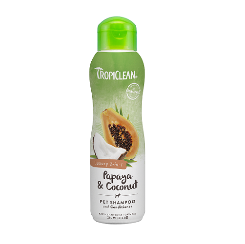 Papaya & Coconut Shampoo y Acondicionador 592 ml