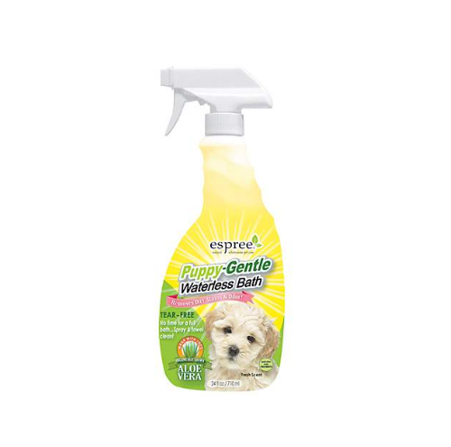 Puppy Gentle Waterless Bath Shampoo 710 ml