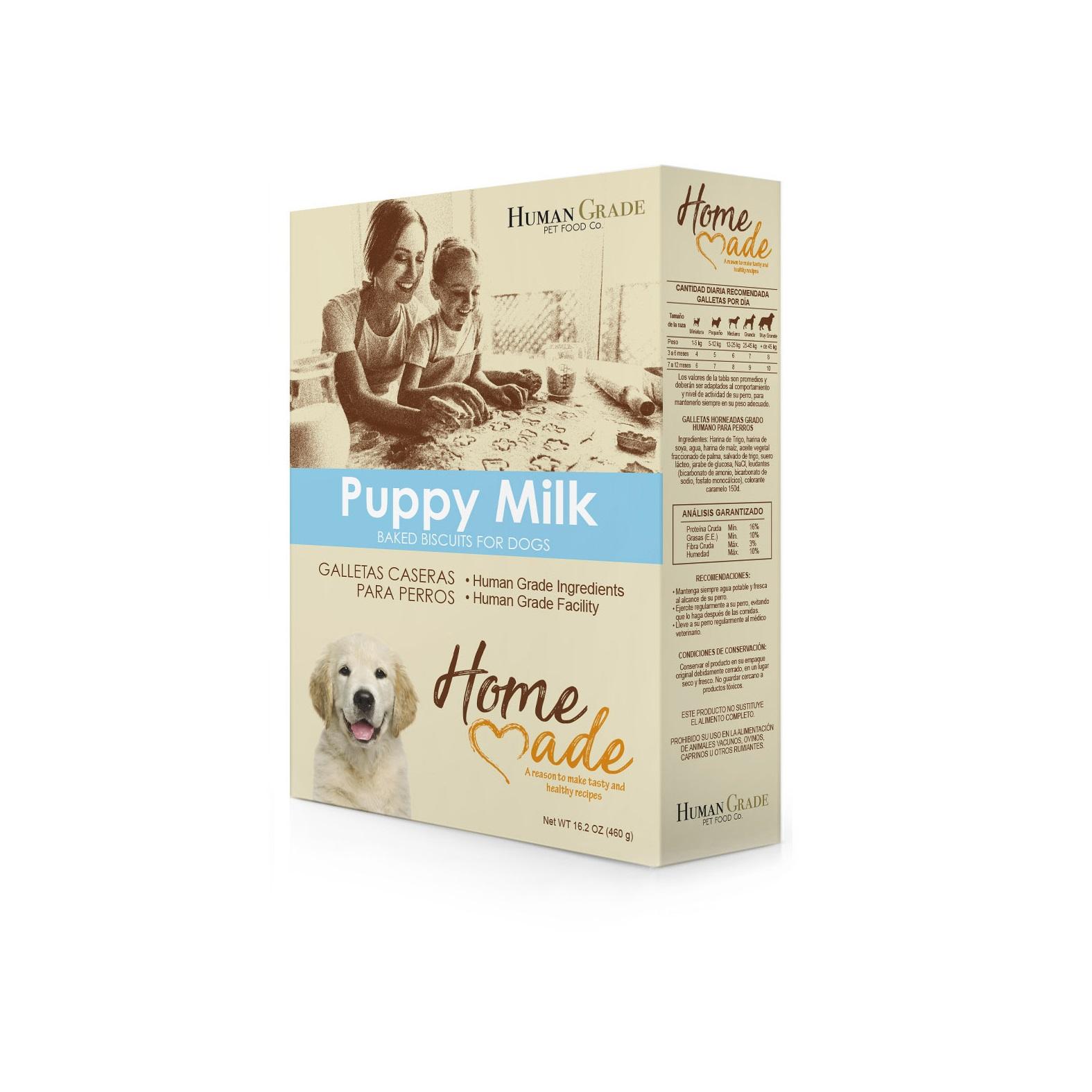 Puppy Milk Baked Biscuits 460 gr