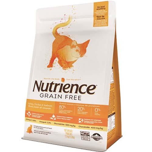 Grain Free Pavo/Pollo/Arenque 2,5 Kg