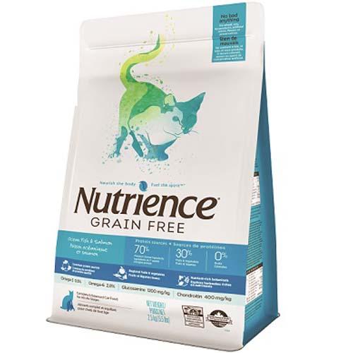 Grain Free Pescado Oceanico 2,5 Kg