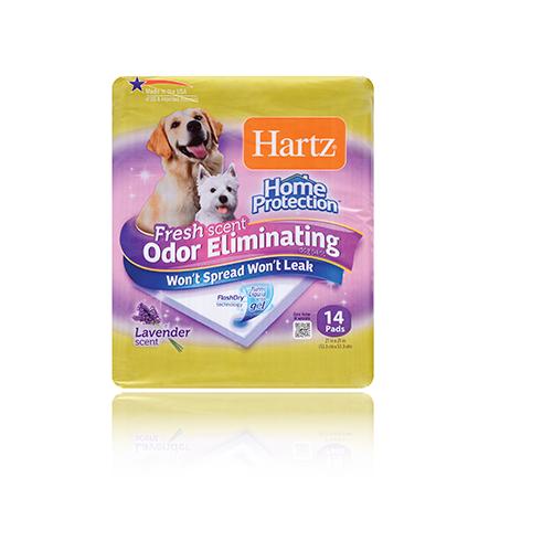 Training Odor Eliminating Pads 14 unidades