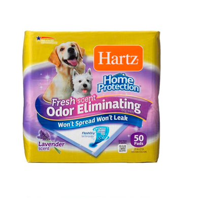 Training Odor Eliminating Pads 50 unidades