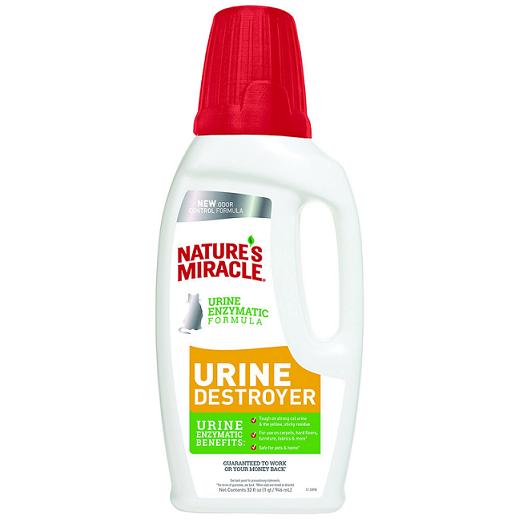 Urine Destroyer Gatos 946 ml